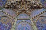 Moscheea Nasir al-muck din Shiraz, Iran