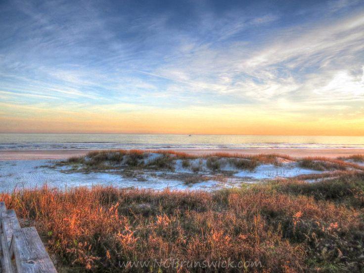 Sunset Beach Nc Fishing The Best Beaches In World