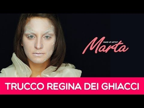 Come truccarsi per Halloween | Trucco Regina delle Nevi | Marta Make-up Artist