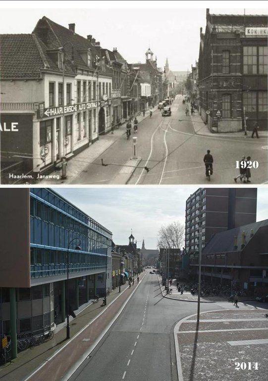 Jansweg Haarlem (jaartal: 2010 tot 2015) - Foto's SERC