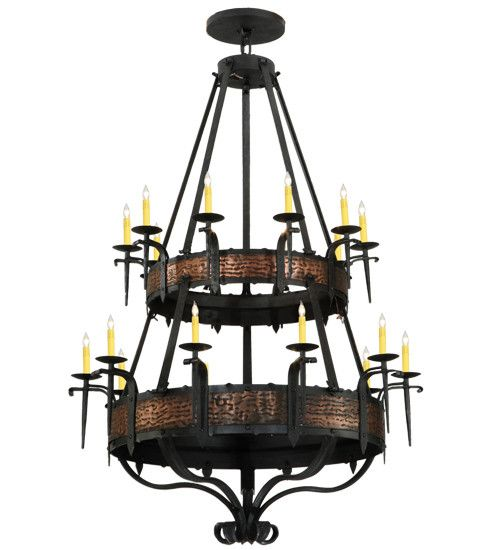 1000 Ideas About Gothic Chandelier On Pinterest Black