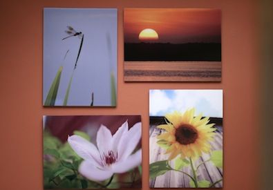 Fracture Me -- Your photos in vivid color directly to glass