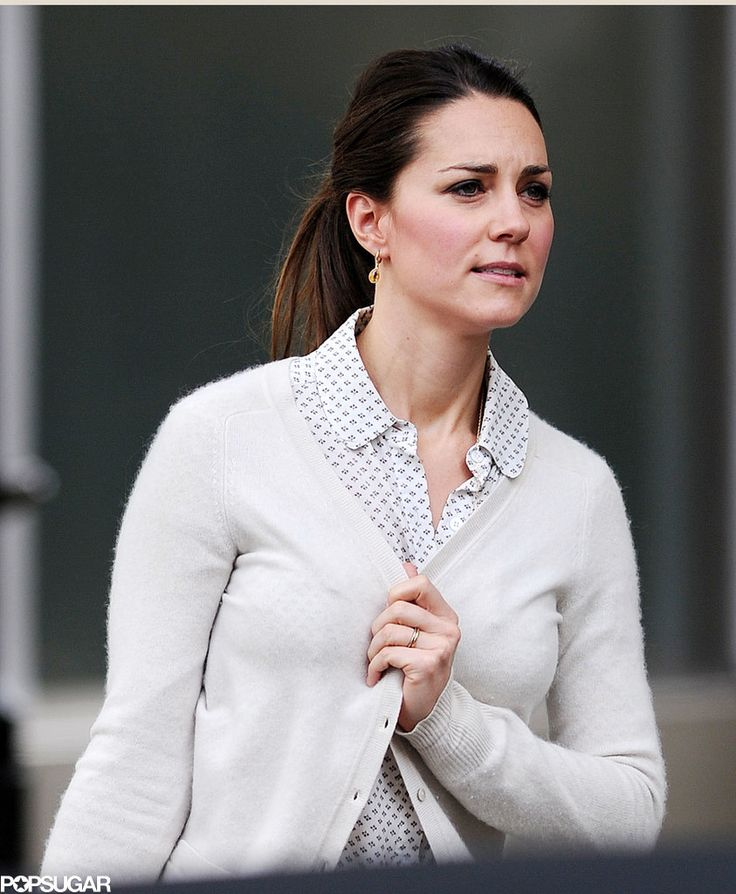 Catherine, Duchess of Cambridge seen shopping at Zara Home in Chelsea, October 25, 2013.