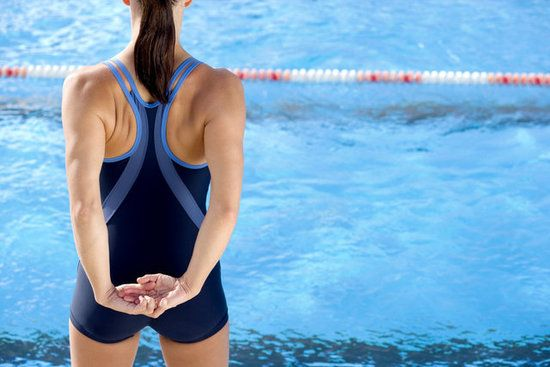 Yoga Workout For Swimmers: Stretch Your Shoulders in 3 Minutes or Less