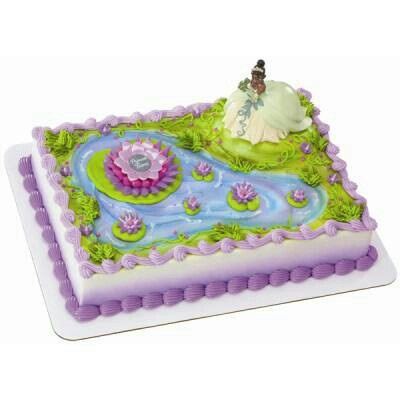 Princess And The Frog Birthday Cake Publix