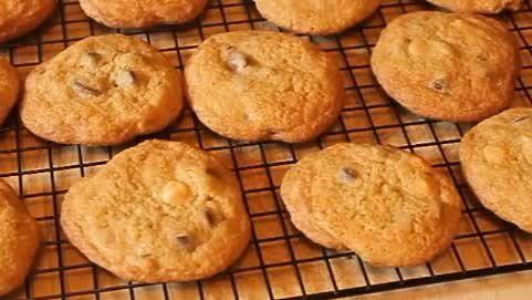 Triple Chocolate Chip Cookies Allrecipes.com