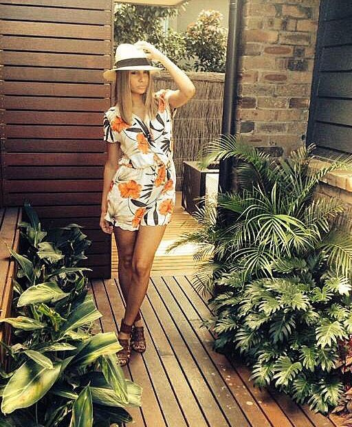 Mrs mango jumpsuit. Perfect for summer. Www.tonyjinfashion.com
