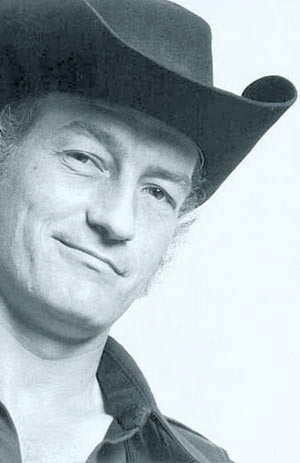 """Charles Thomas """"Stompin' Tom"""" Connors was born (1936) in Saint John, New Brunswick.  He is one of Canada's most prolific and well-known country and folk singers. Focusing his career exclusively on his native Canada, Connors is credited with writing more than 300 songs and has released four dozen albums, with total sales of nearly 4 million copies.    Google Image Result for http://www.nowtoronto.com/_assets/issues/2097/cover_story4%2B2.jpg"""
