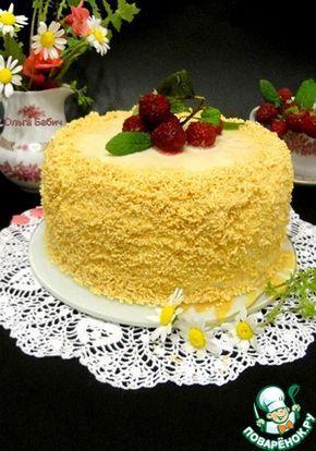 Торт Белое танго