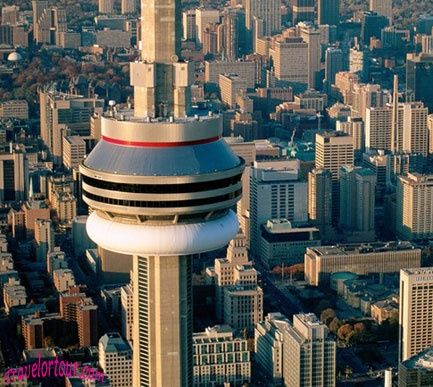 CN tower Canada history