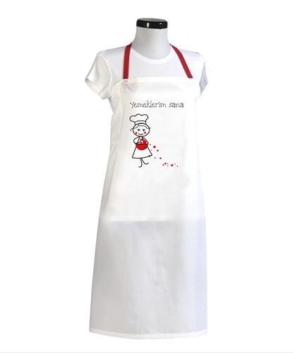 MeYou- Yemeklerim Sana Mutfak Önlüğü