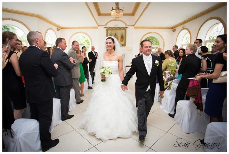 Aviator Hotel Farnham and Northbrook Park Wedding Photographer