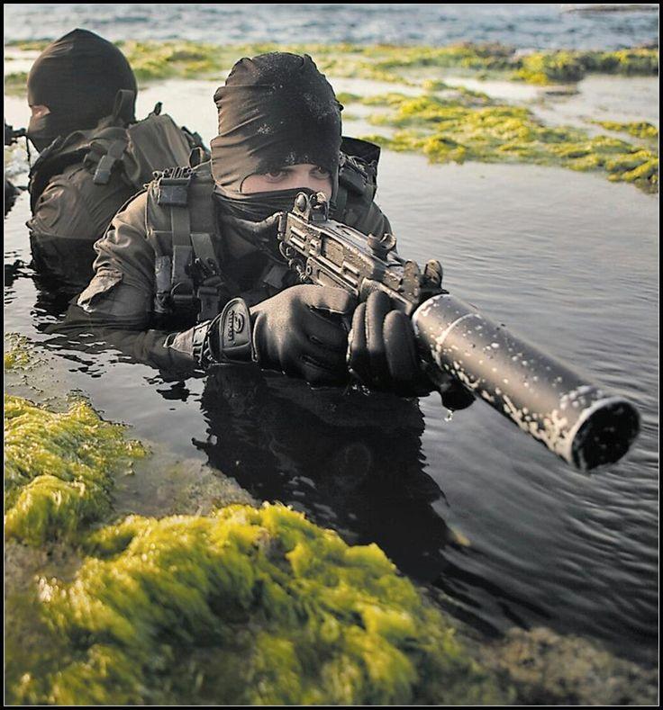 Israeli Navy Seals - Shayetet 13