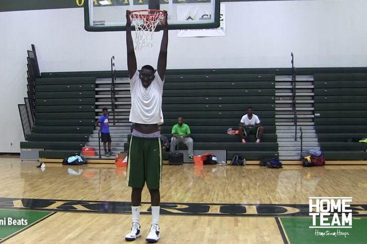 """Meet Elhadji """"Tacko"""" Fall, a 7'5"""" basketball player from"""