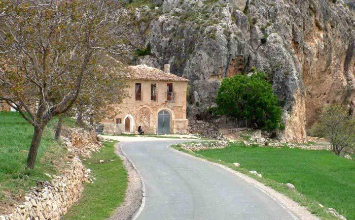 Ruta 8 Nerpio Castillo Del Taibilla Por Solana De Las Covachas Portal Oficial Turismo Nerpio Castillos Rutas Rutas De Senderismo