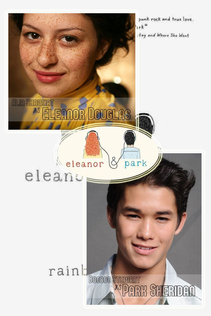 eleanor and park casting - photo #1