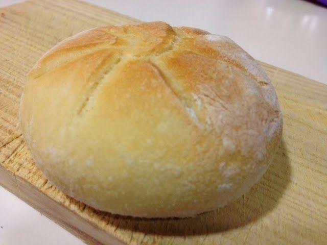 Panecillos de mantequilla tostada.