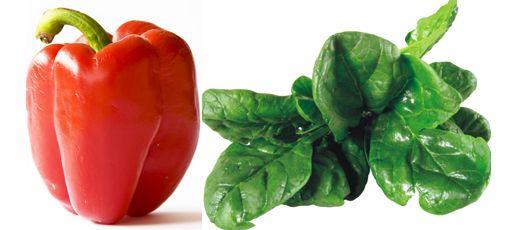 Säsongsguide - frukt och grönt när det är som bäst