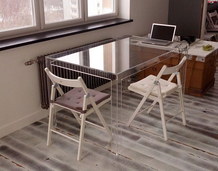 Оргстекло на обеденный стол прозрачное