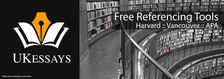 Harvard Referencing Generator | Reference Tool