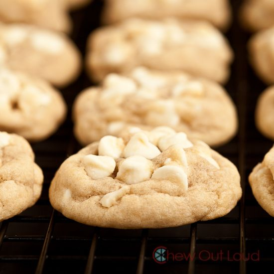 Buttery Jam Thumbprint Cookies - Chew Out Loud