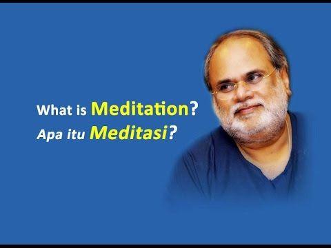 Apa itu Meditasi ?