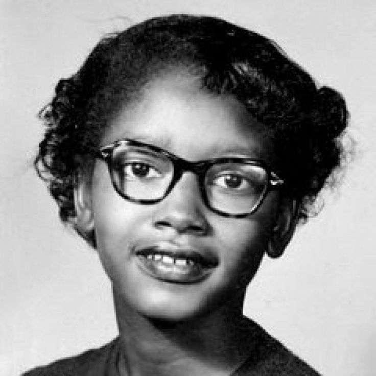Nine months before Rosa Parks refused to give up her seat for a white person on a bus in Montgomery, Alabama, 15-year-old Claudette Colvin did the same. We spoke to her about the experience.