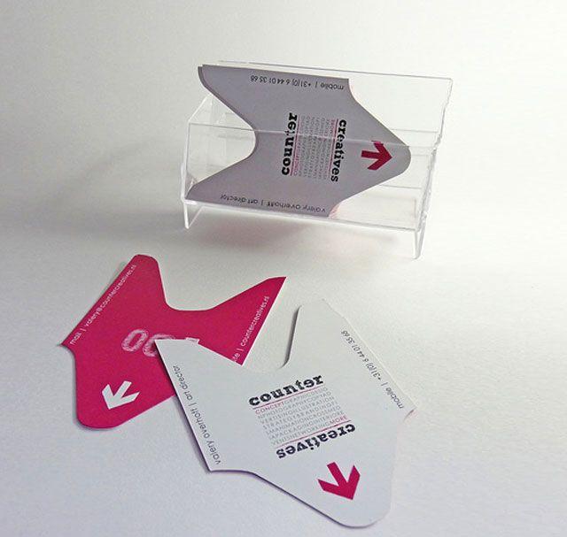 Cartões de visitas criativos 06