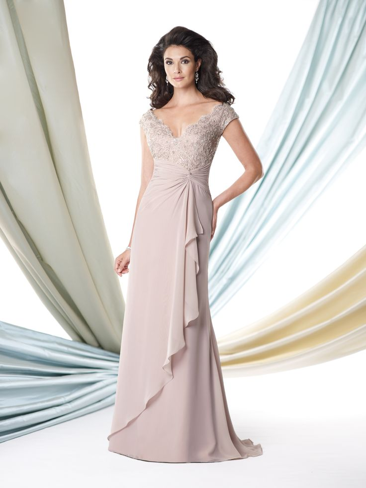 56 best mother of the bride dresses images on pinterest for Dresses for wedding mother of bride