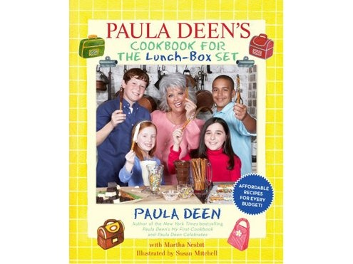 Cookbook for the Lunch-Box Set by Paula Deen: Cooking Book, For Kids, Deen Cookbook, Schools Lunches, Children Cookbook, Cookbook Collection, Lunchbox Sets, Lunches Boxes Sets, Paula Deen