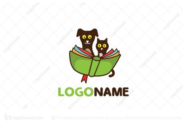 Logo for sale: Educated Pets Logo