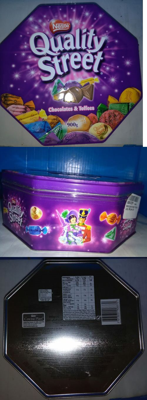 Jelly Beans 166723: Nestle Quality Street Chocolates And Toffees 900G -> BUY IT NOW ONLY: $34.99 on eBay!