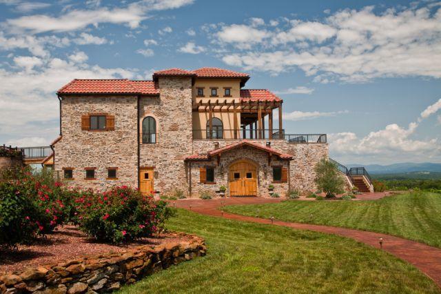 2. Raffaldini Vineyard & Winery, Ronda, NC