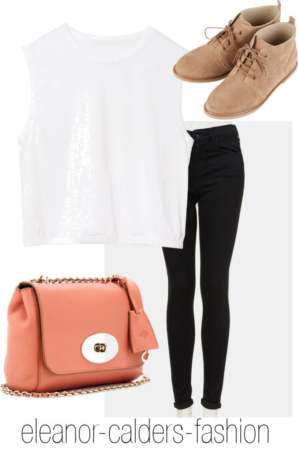 """Eleanor Calder Inspired Outfit for Summer"" by eleanorcalder-style ❤ liked on Polyvore"