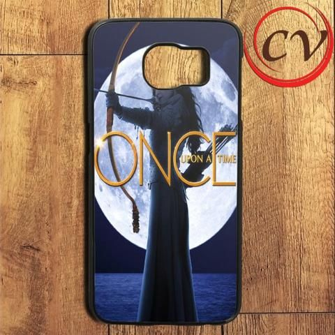 Once Upon A Time Samsung Galaxy S7 Edge Case