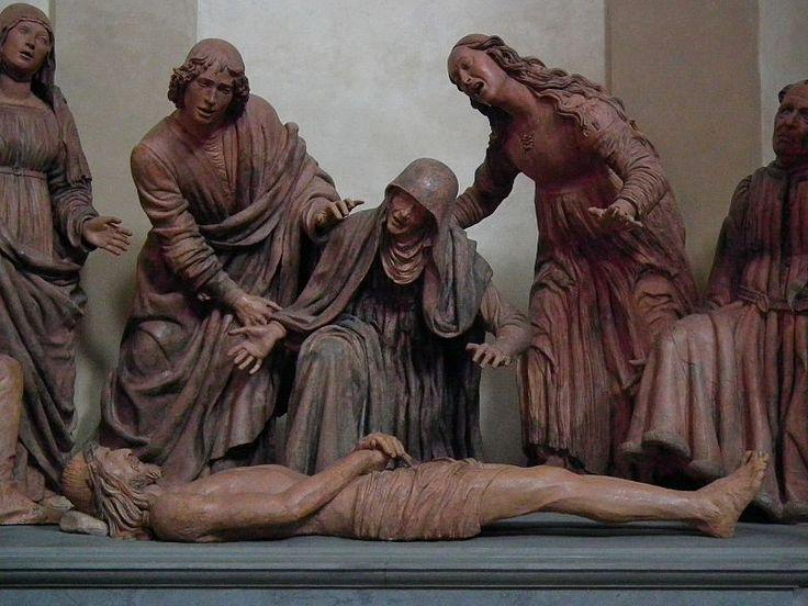 File:Modena, San Giovanni Battista, Compianto sul Cristo Morto by Guido Mazzoni 002.JPG - Wikimedia Commons