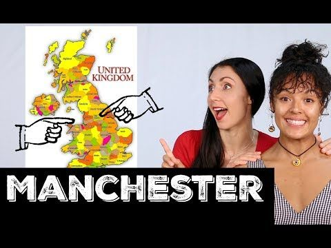 British Accents: MANCHESTER / MANCUNIAN - YouTube