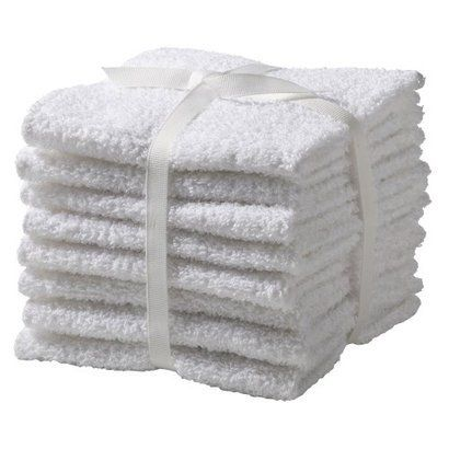 Multi Pack Washcloths -White 12x12 - 100% Pure Ringspun Cotton Terry - 8 Pack - Looks Great - Easy Care Machine Wash. Size: 12 x12. A set of 8 washcloths. 100% Pure Cotton Terry. Dimensions: W: 12-inch by D: 12-inch. Towels are Soft and easy to wash and dry. Very durable, ideal product that you can trust. We offer uncompromising quality at the lowest cost, Shop with confidence and trust. We offer a complete range of luxury, spa, hotel, resort, bath, beach, kitchen, decorative, and...