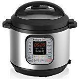 #9: Instant Pot DUO60 7-in-1 Multi-Use Programmable Pressure Cooker Slow Cooker 6 Quart | 1000W