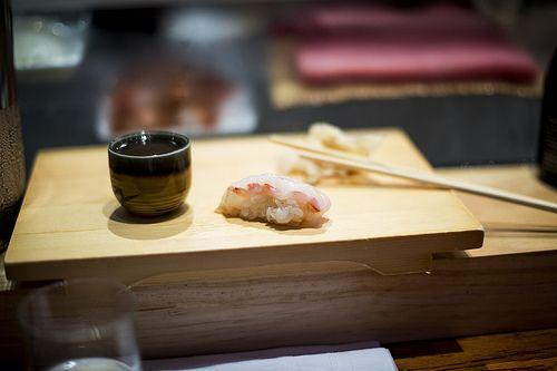 Tanoshi Sushi - Ebi (Sweet Shrimp)