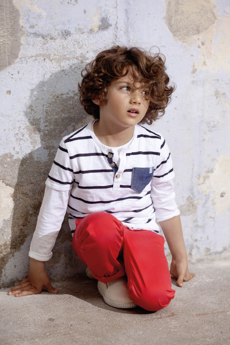 Kid Boy -  haut Cool & Chic & pantalon Summer