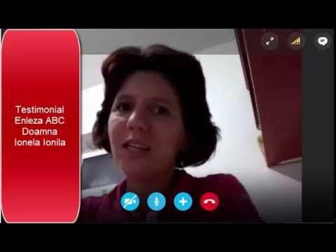 Engleza ABC Testimonial Ionela Ionila