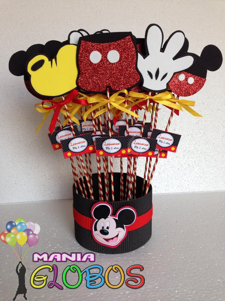 36 best images about mickey y minnie mouse on pinterest - Recuerdos para cumpleanos ...