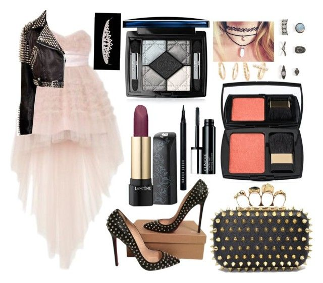 """Rock Princess"" by e-x-p-l-o-s-i-o-n on Polyvore"