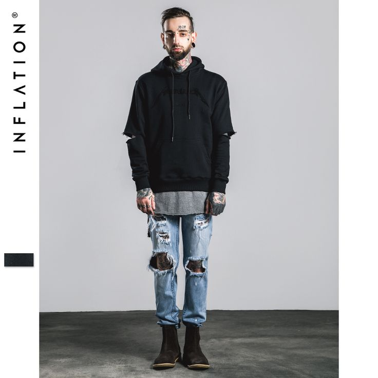 Hoodies With Fleece Letter Embroidery | $ 77.30 | Item is FREE Shipping Worldwide! | Damialeon | Check out our website www.damialeon.com for the latest SS17 collections at the lowest prices than the high street | FREE Shipping Worldwide for all items! | Buy one here https://www.damialeon.com/inflation-hip-hop-hoodies-with-fleece-mens-kanye-west-letter-towel-embroidery-hoodies-sweatshirts-swag-solid-yeezy-hoodies/ |      #damialeon #latest #trending #fashion #instadaily #dress #sunglasses…