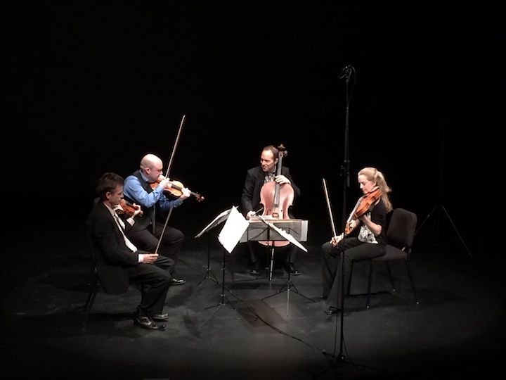 Concert review: New violinist Mark Fewer helps St Lawrence String Quartet chemistry bubble along