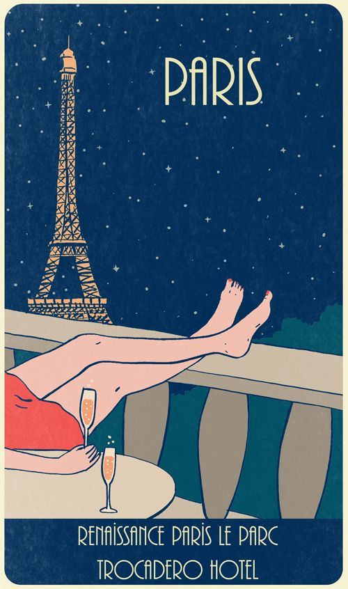 La tour old photos pinterest for Appart hotel 2 etoiles paris