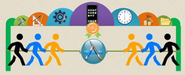 Mobile Anwendungen–ein Weg, um der Konkurrenz ein Schritt vorraus zu sein #mobile #mobileapp #mobileapps