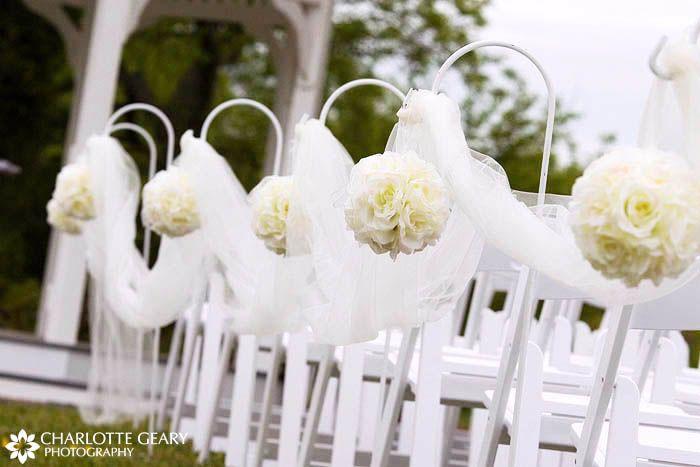 Pomander ceremony decorations