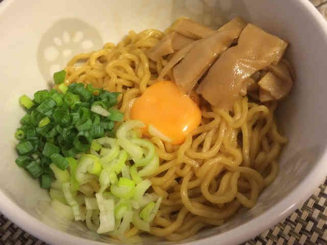 人気検索1位★好きな麺で簡単!油そばの画像